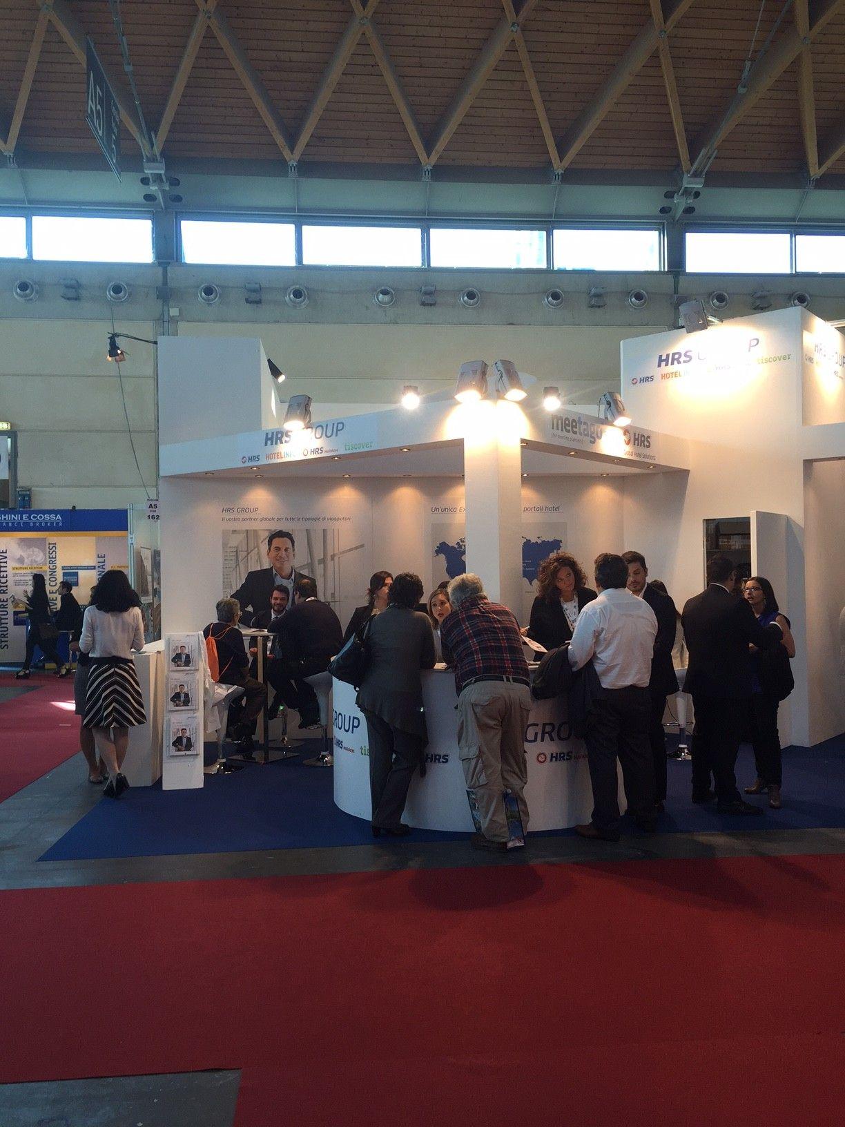 L'accoglienza con la HRS maiuscola al @TTGIncontri a @Riminifieraspa Padiglione A5, Corsia 4, Stand 162-163