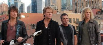 Bon Jovi...from the very first time I heard them I knew they were something special.