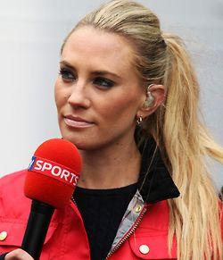Georgie Thompson - Sky Sports F1 presenter | Sky sports ...