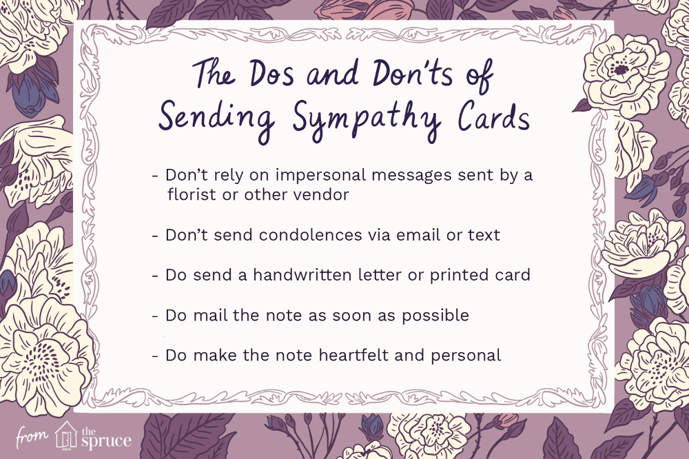 examples of sympathy card messages with sorry for your
