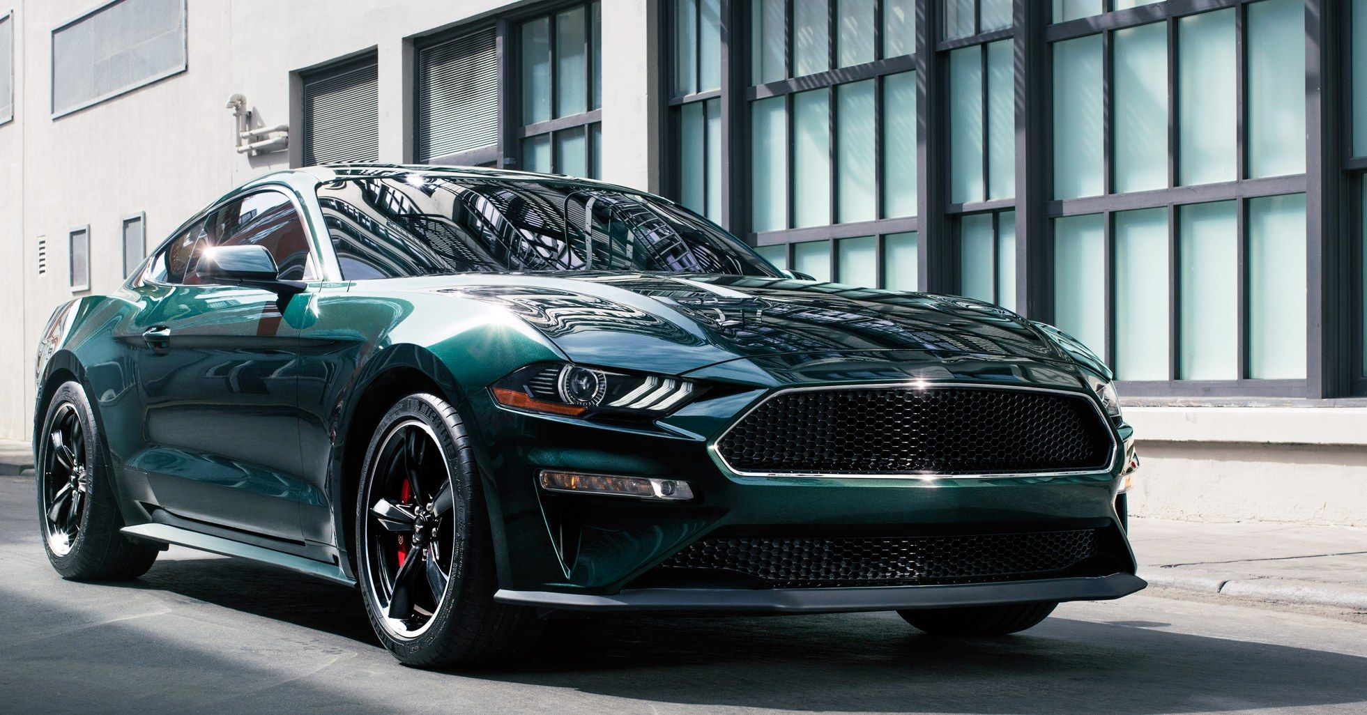 What its like to drive fords new mustang bullitt awesome