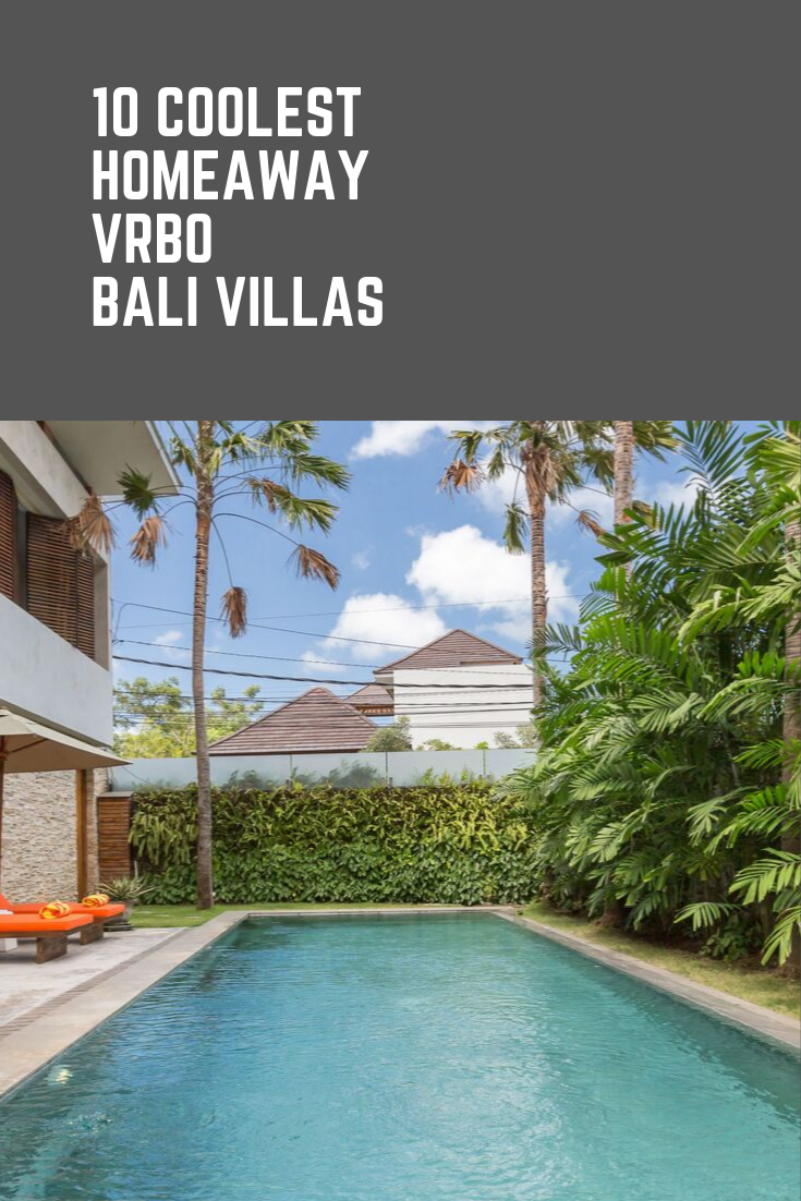 10 Coolest Homeaway Vrbo Bali Villa In Seminyak Villa Bali Holiday Villa