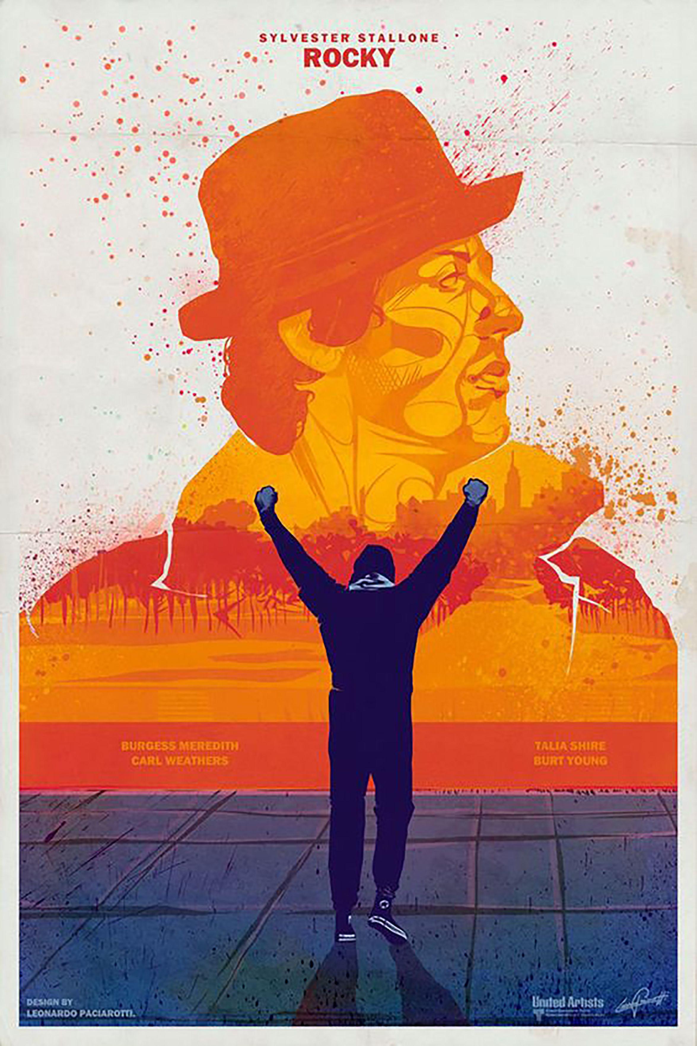 Rocky Balboa Working Class Champion Poster Rocky Poster Rocky Balboa Poster Rocky Balboa
