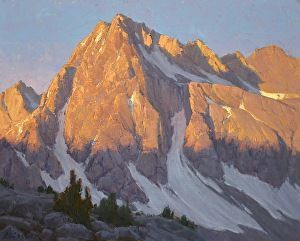 Rise and Shine by Jean LeGassick Oil ~ 16 x 20
