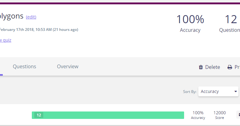 Quizizz - How to find reports and see what they look like ...