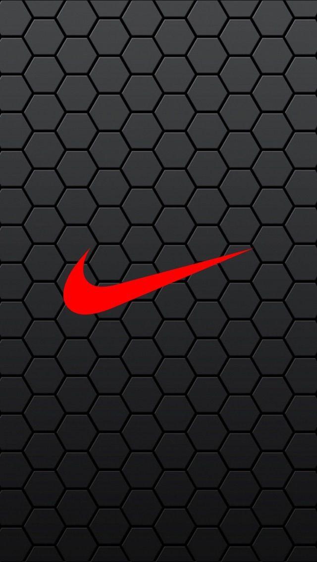 Nike Water Splash Logo Dark Iphone 6 Wallpaper Nike Wallpaper Cool Nike Wallpapers Nike Logo Wallpapers