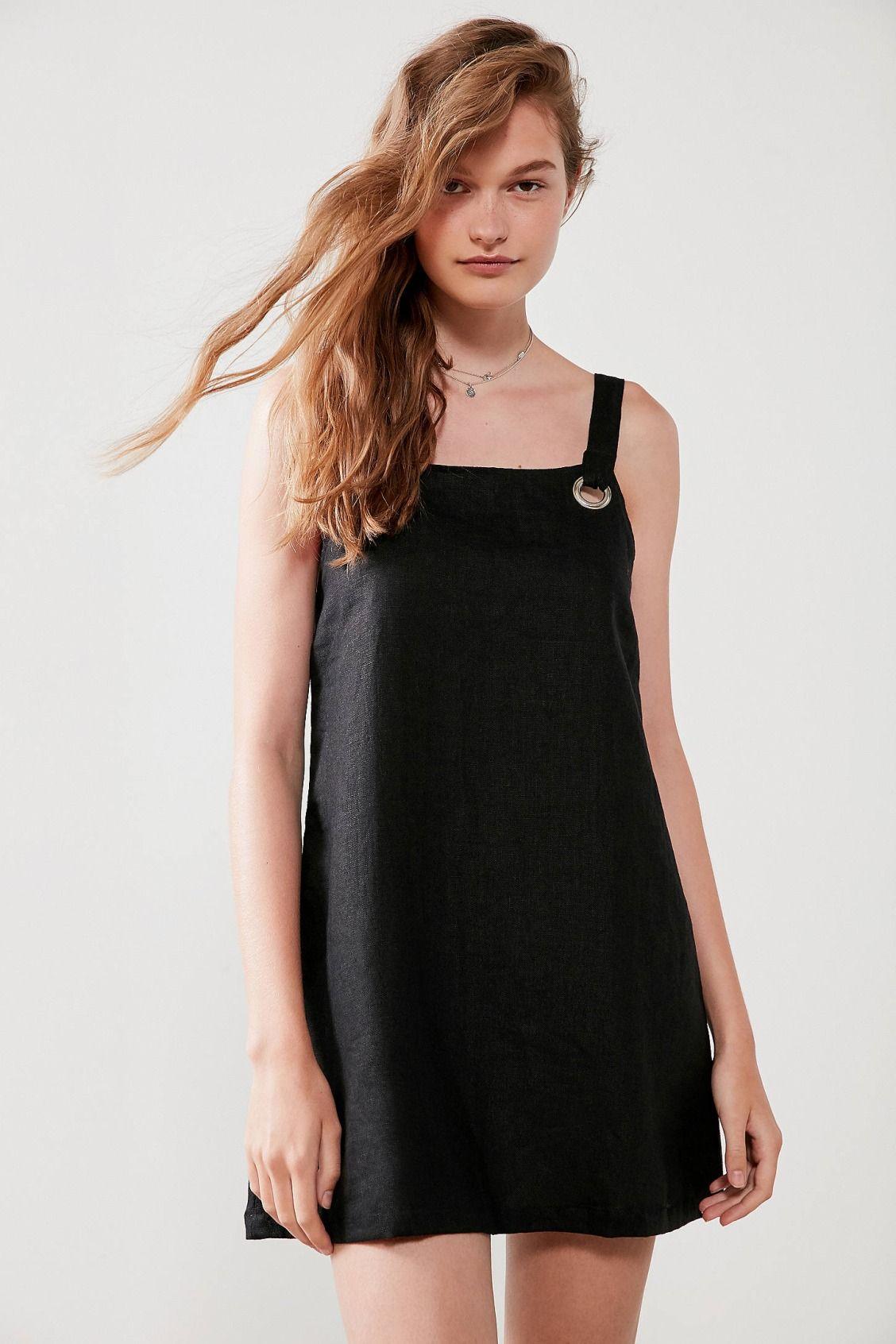 66f70ebe8474c8 Slide View  1  Nice Martin Kendall Grommet Mini Dress