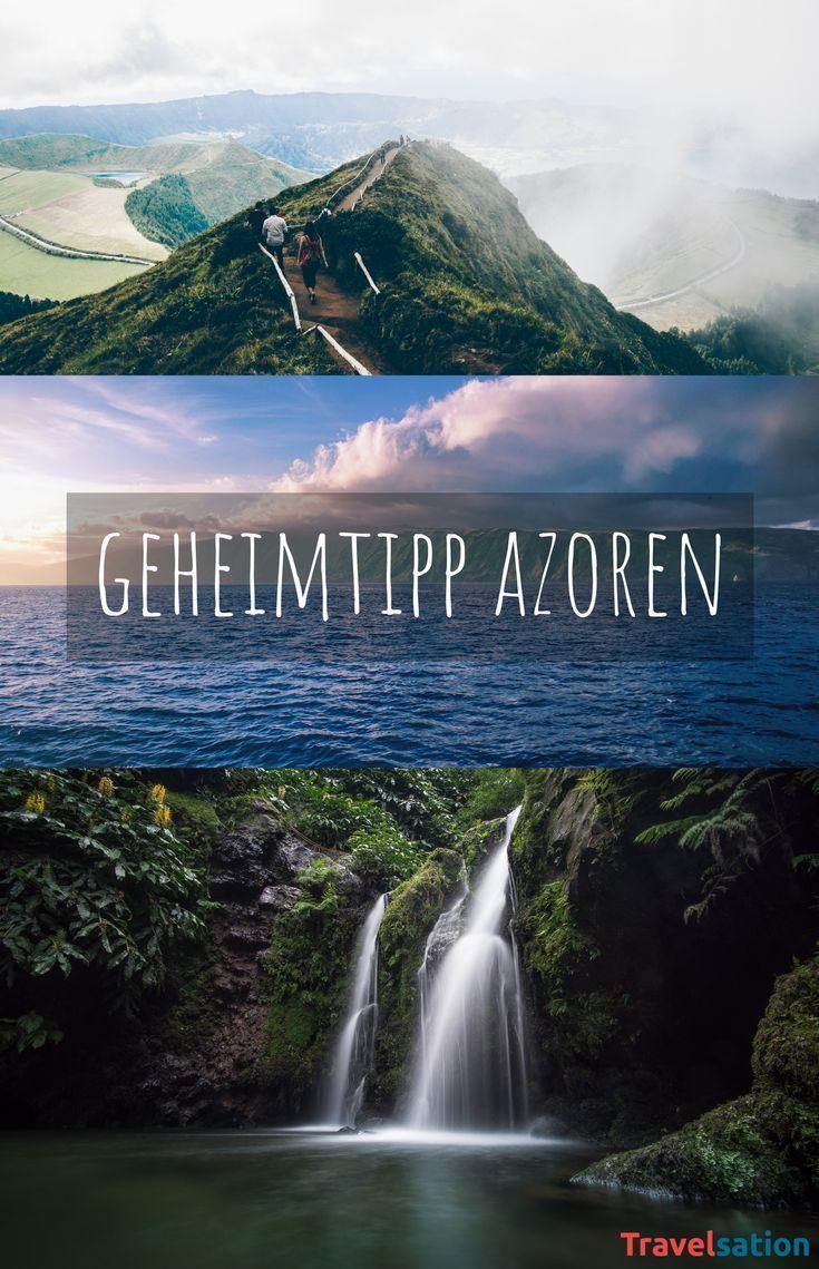 Travel Inspiration. Unser Tipp für die nächste Reise: Azoren. Das Inselparadies für Naturliebhaber hat viel zu bieten. Findet es heraus!