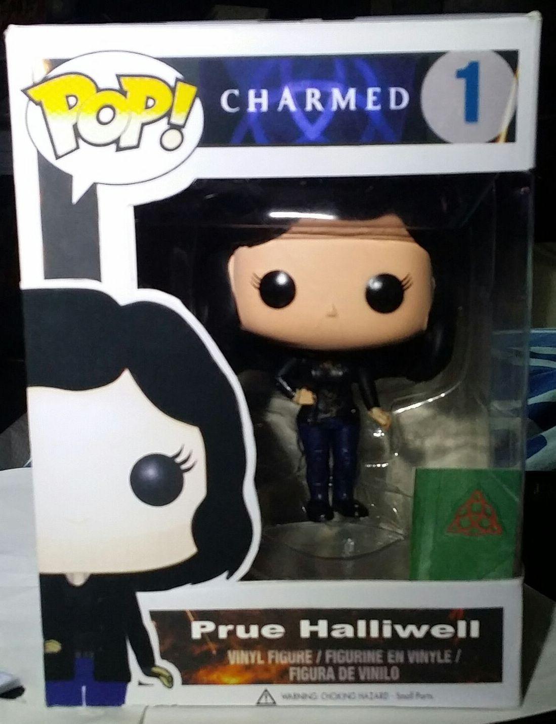 Prue Halliwell Charmed Made By Https Www Facebook Com Pages Pop Vinyl Customs 755923941133419 Funko Pop Vinyl Collection Vinyl Figures Funko Pop Toys