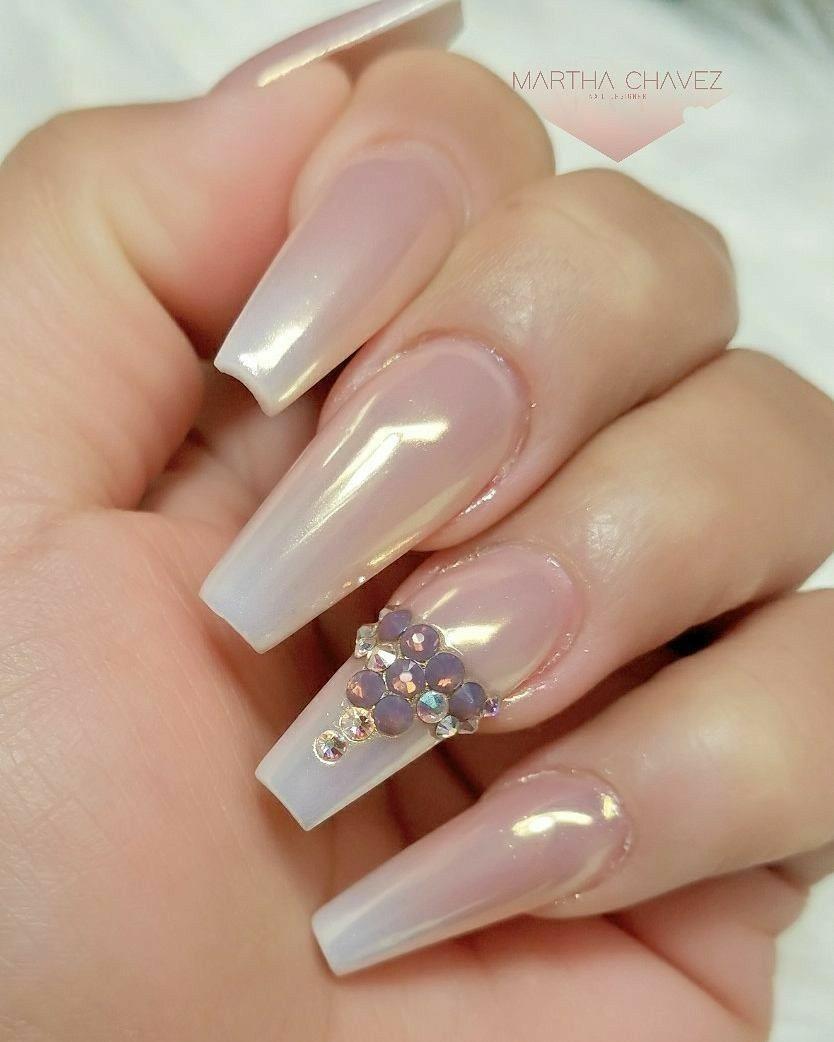 Pinterest: @jalapeño | Nails | Pinterest | Uñas de novia, Arte uñas ...