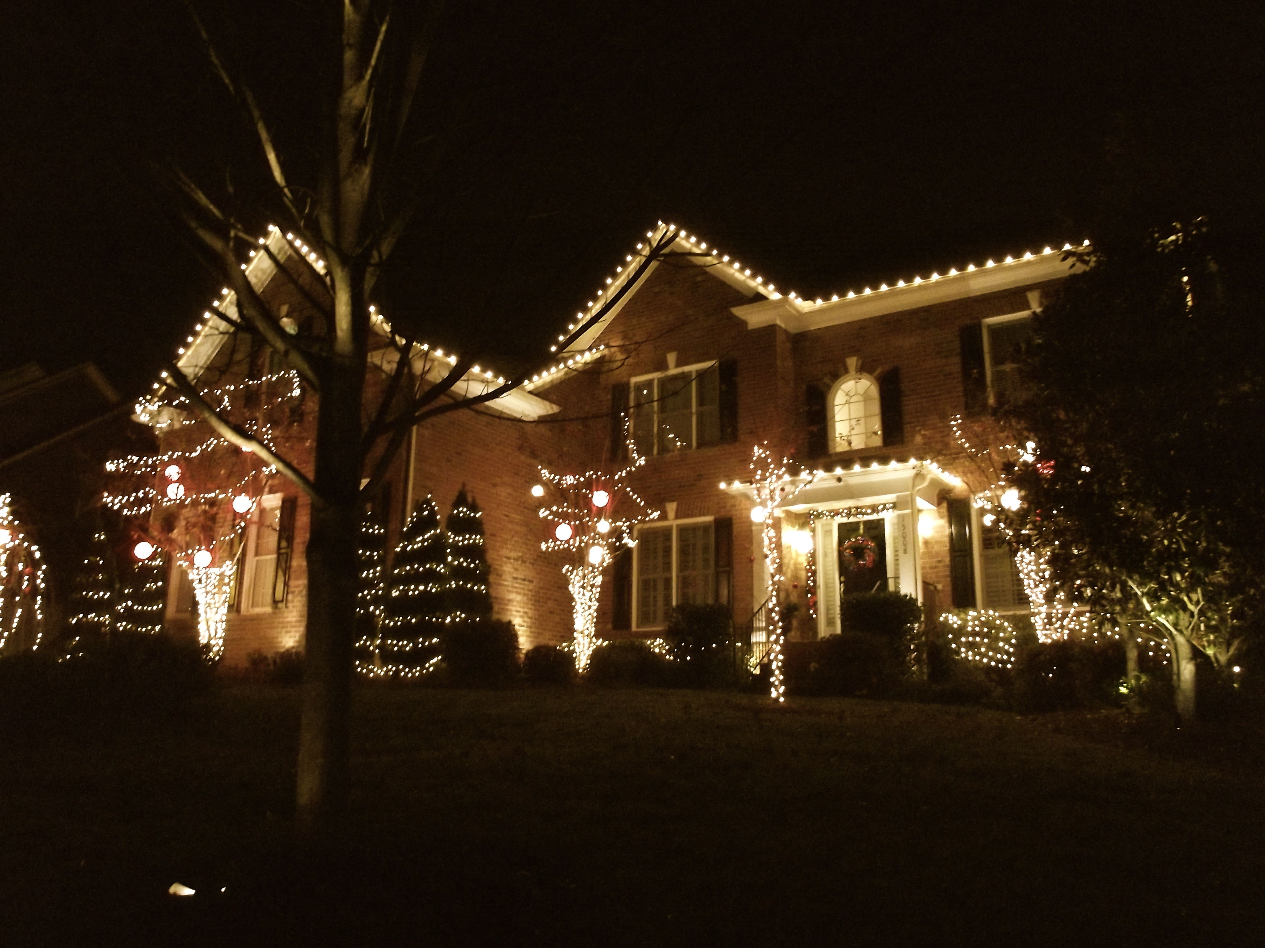 Upload Photos Of My Work Holiday Lighting Home Advisor Elite