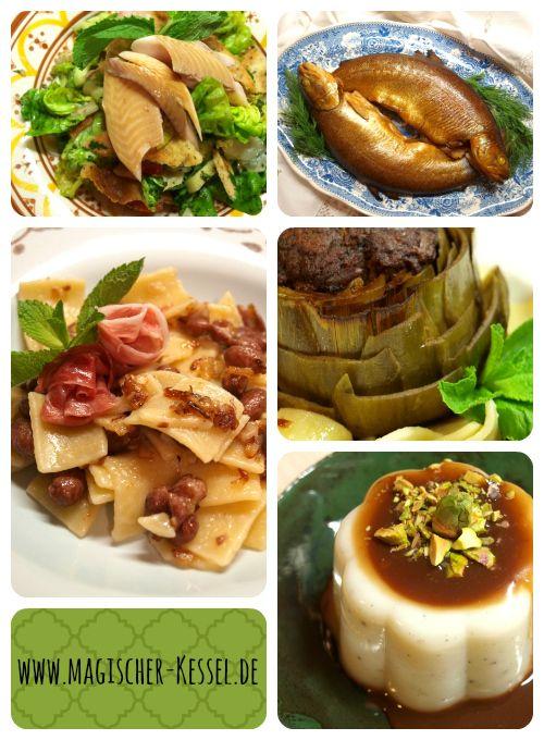 Orientalisches Frühlingsmenü mit der Metro-Kochherausforderung 2014
