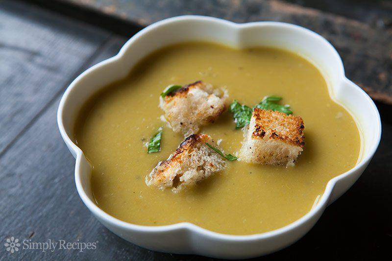 Photo of Split Pea Soup Recipe {Hearty & Healthy} | SimplyRecipes.com