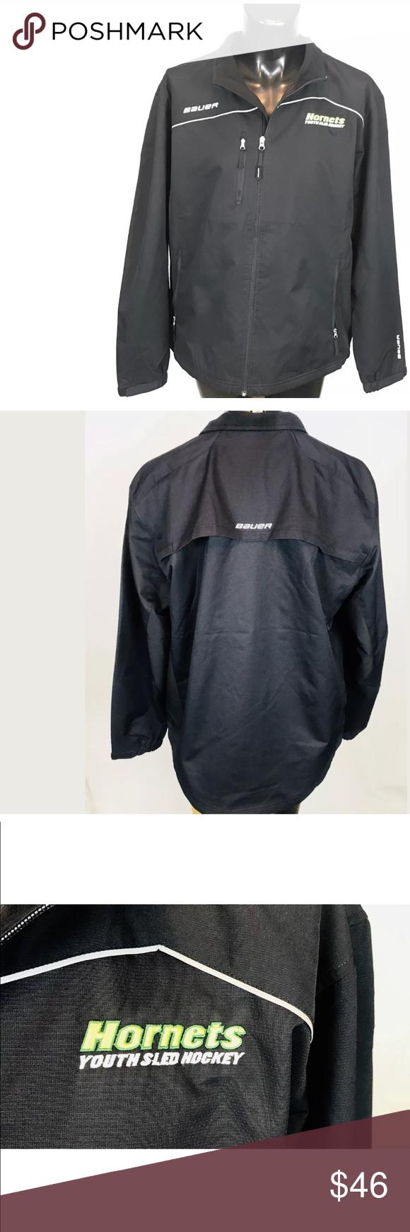 Bauer Jacket Xl Windbreaker Nwt Warmup Jacket Jacket Design Jackets