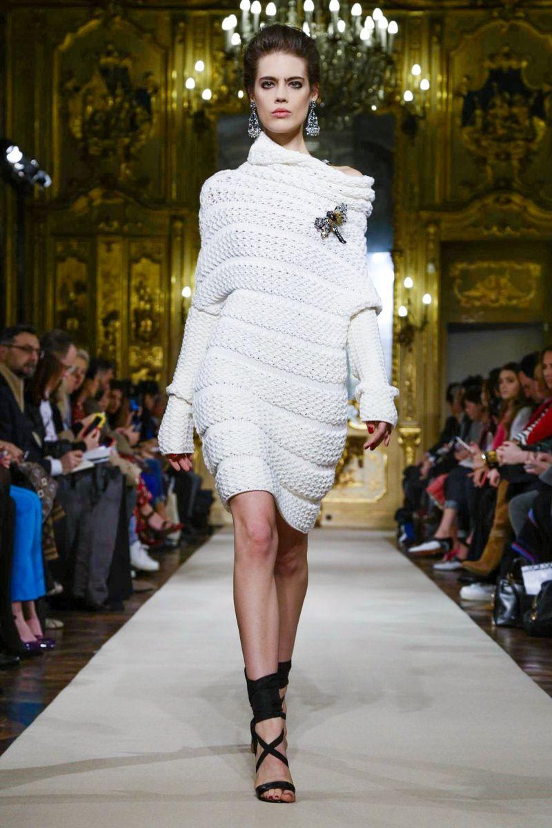 Les Copains Ready To Wear Fall Winter 2015 Milan - NOWFASHION