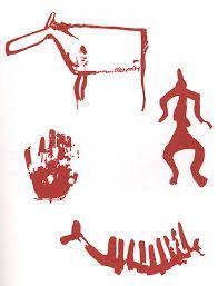 Kuvahaun tulos haulle astuvansalmen kalliomaalaus