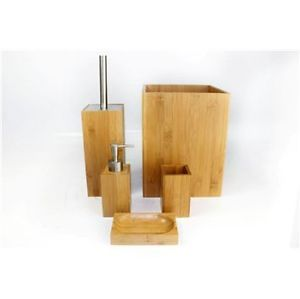 Emporio Armani Classic Watch  Bamboo Bathroom Brush Holders And Interesting Bamboo Bathroom Accessories Decorating Design