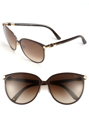 0f8490037b9 Jimmy Choo  Juliet  60mm Cat s Eye Sunglasses available at  Nordstrom