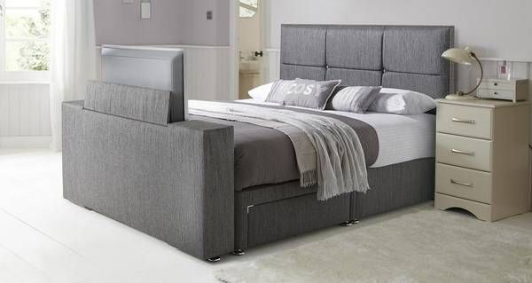 Pleasant Inspire King 2 Drawer Tv Bed Dfs Ireland Bedroom In 2019 Gmtry Best Dining Table And Chair Ideas Images Gmtryco