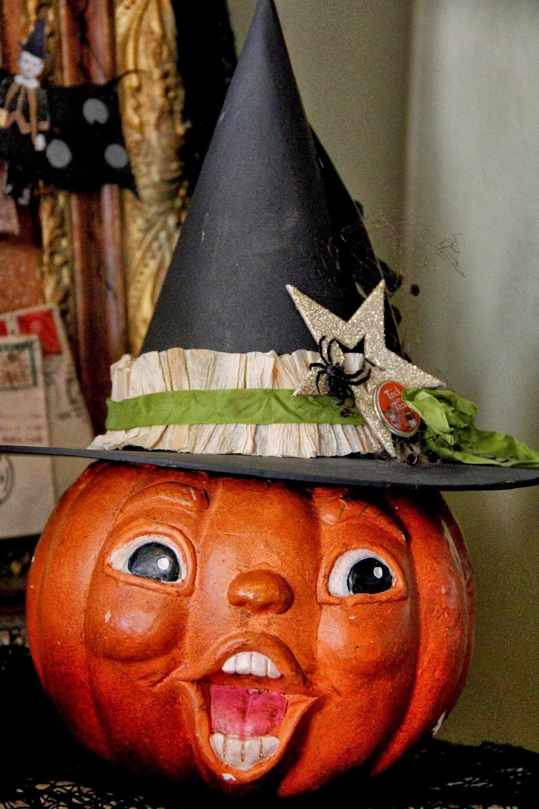 Alice and Elsie Halloween Decorating Halloween Pinterest - Witch Decorations For Halloween