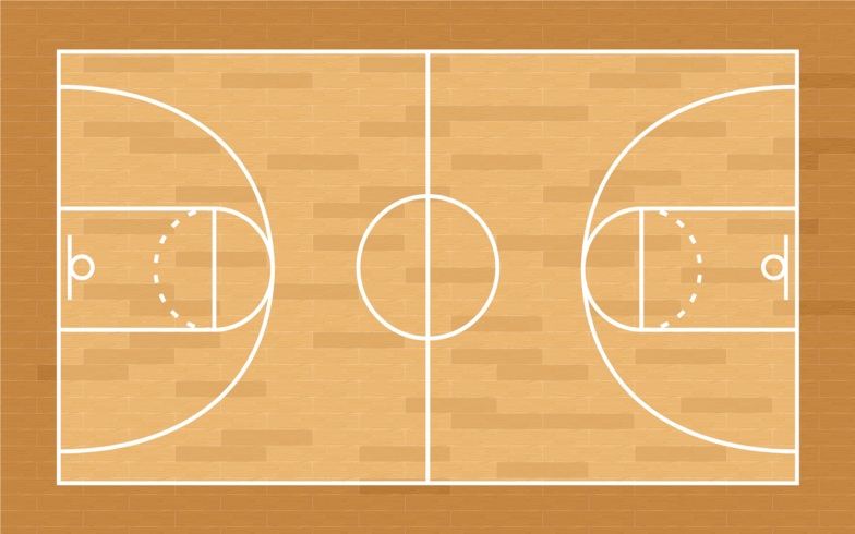 Pin By Zarriyah Brooks On Print In 2020 Basketball Court Basketball Basketball Theme Party
