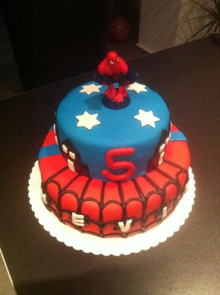 Spiderman torte kaufen