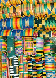 ghana kente - Google Search #afrikanischerstil
