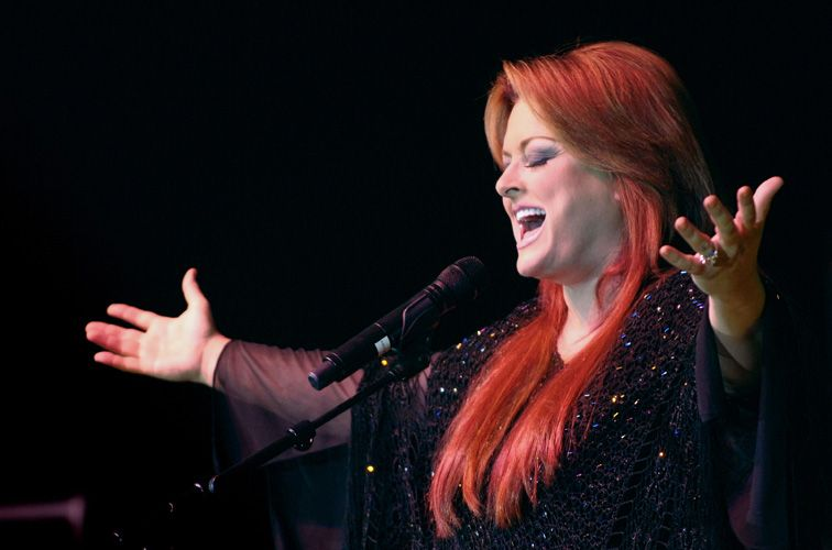 """Wynonna Judd's testimony and """"I can only imagine!"""""""