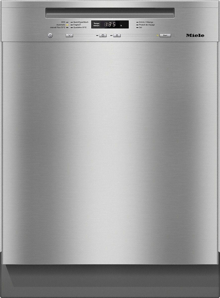 G 6630 SCU Lavevaisselle encastrable avec tiroir à