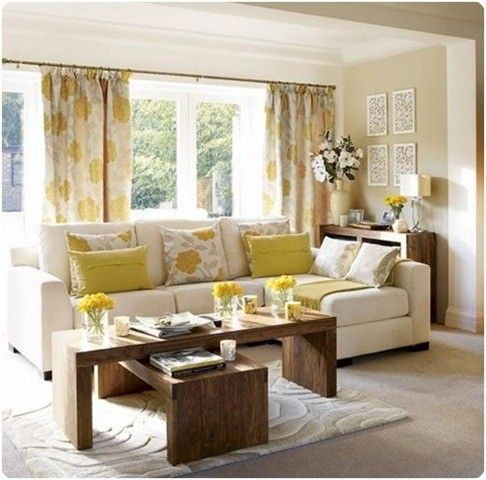 Pictures of bedrooms decorated in yellow gray and white