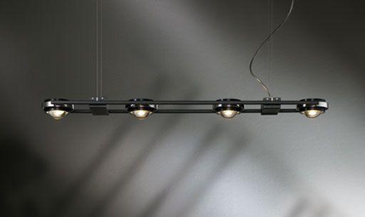 Licht Düsseldorf designer leuchte ocular 4 licht im raum in düsseldorf licht