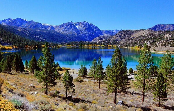 june lake ca eastern sierra east of yosemite national park