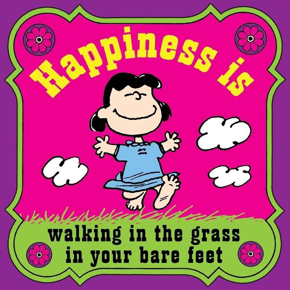 Happiness quote via ia www.Facebook.com/Snoopy