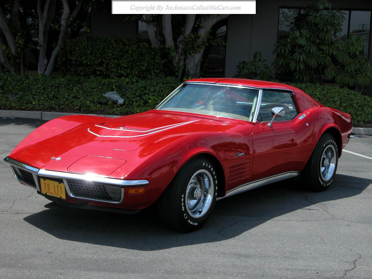 1970 Corvette Lt1 Zr1 Custom Muscle Cars Corvette Stingray Corvette