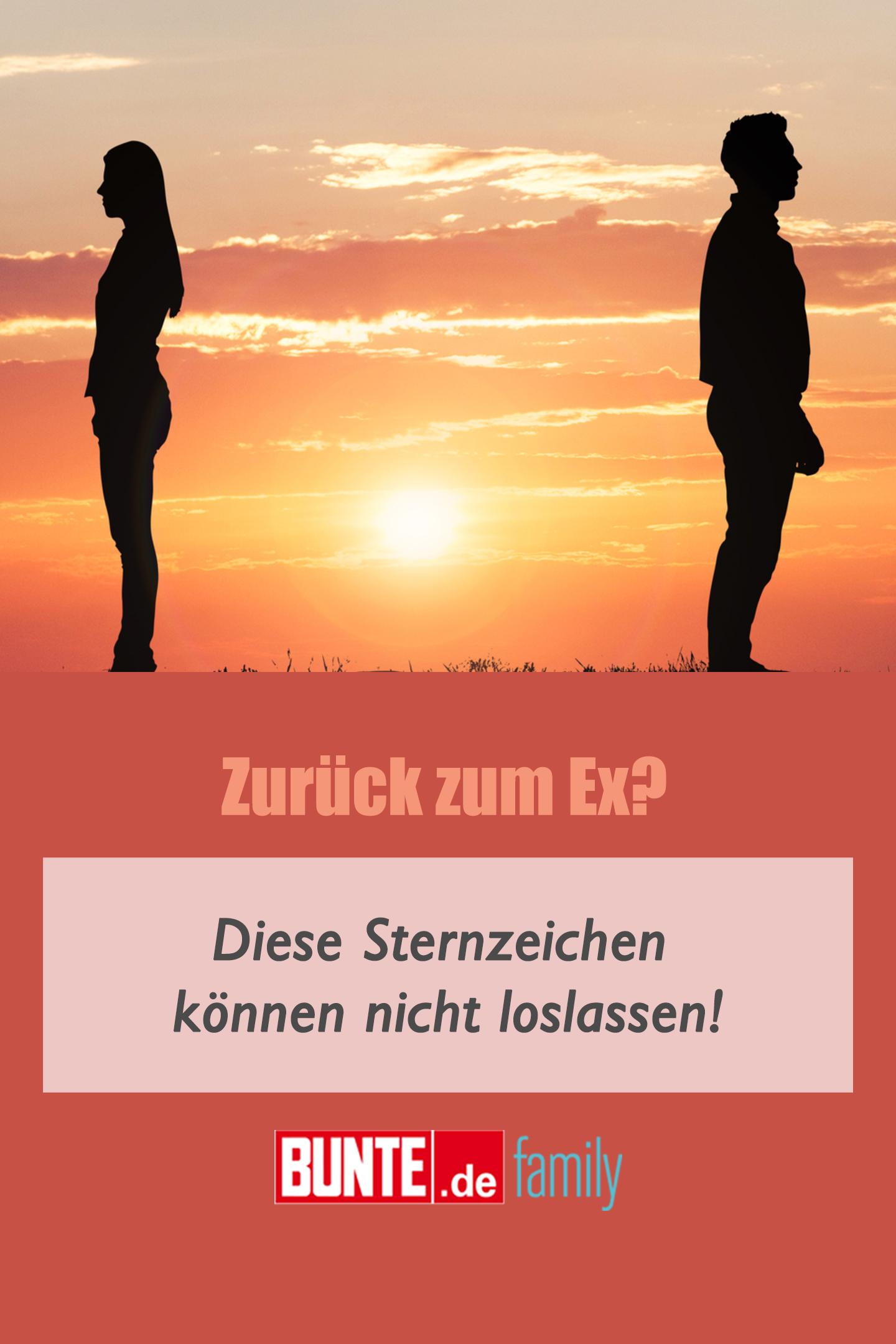 Alte Liebe: Zurück zum Ex? Diese Sternzeichen können nicht