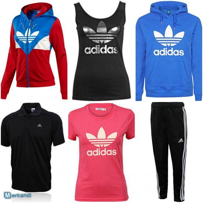 abbigliamento adidas in stock