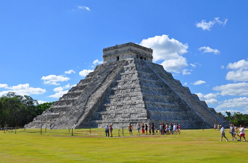 Chichen Itza Chichen Itza Yucatan Places Id Like To Go - 7 ancient ruins of central america