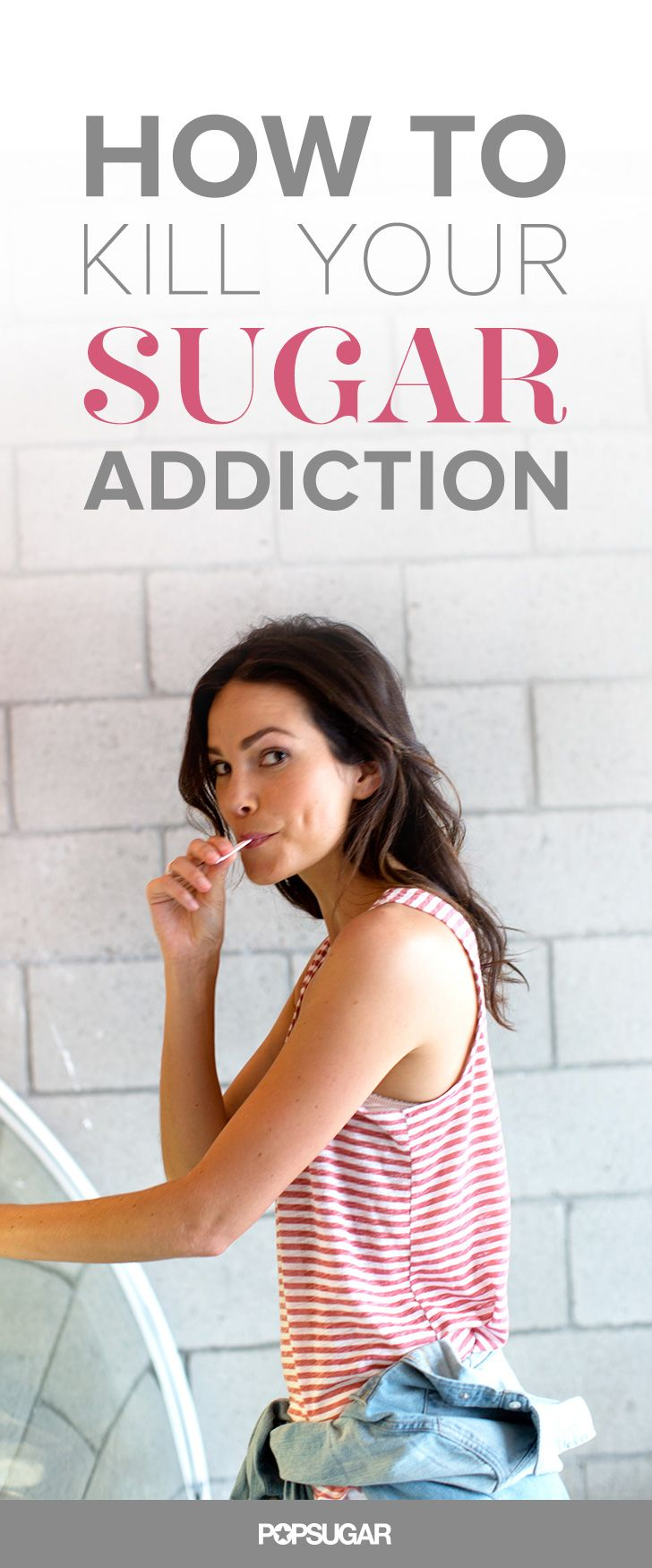 Expert tips on killing your sugar addiction, once and for all. These really work!