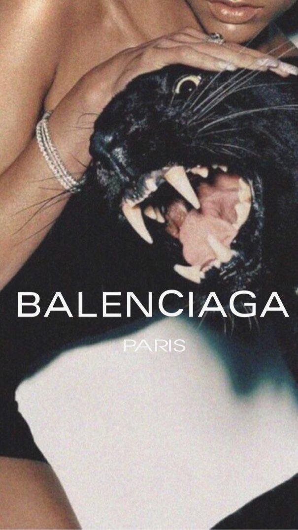 Balenciaga Modefoto xx #nail care