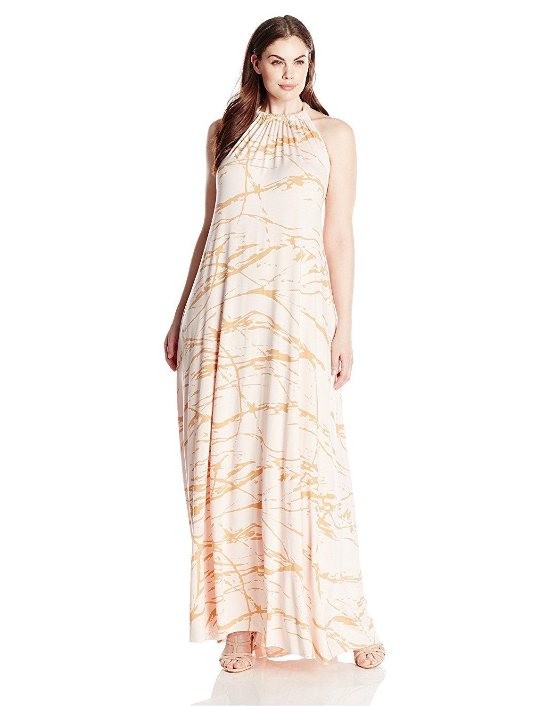 16322a0209d Amazon.com  Rachel Pally Women s Plus Size Renee Printed Dress ...
