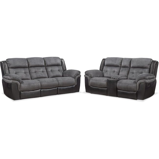Sensational Tacoma Manual Reclining Sofa And Loveseat Set In 2019 Creativecarmelina Interior Chair Design Creativecarmelinacom