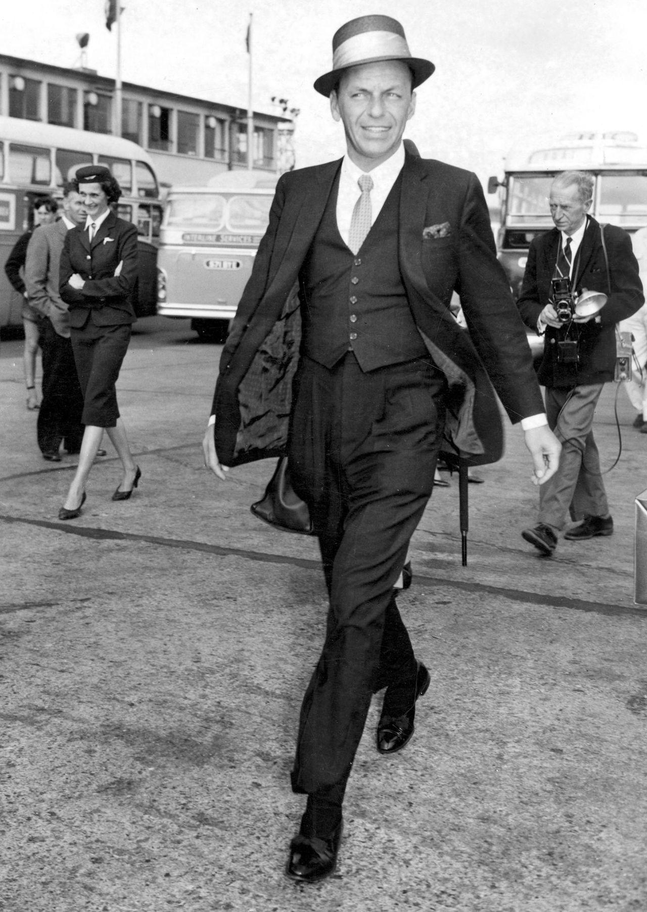 Excepcional Frank Sinatra Enmarcado Fotos Imágenes - Ideas de Arte ...