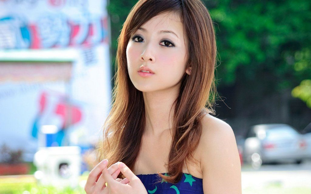 девушка дня китайки тебя обычно