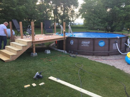Logiciel Amenagement Terrasse Piscine This Is Ours Wow #outdoorwood | Piscines En 2019 | Piscine