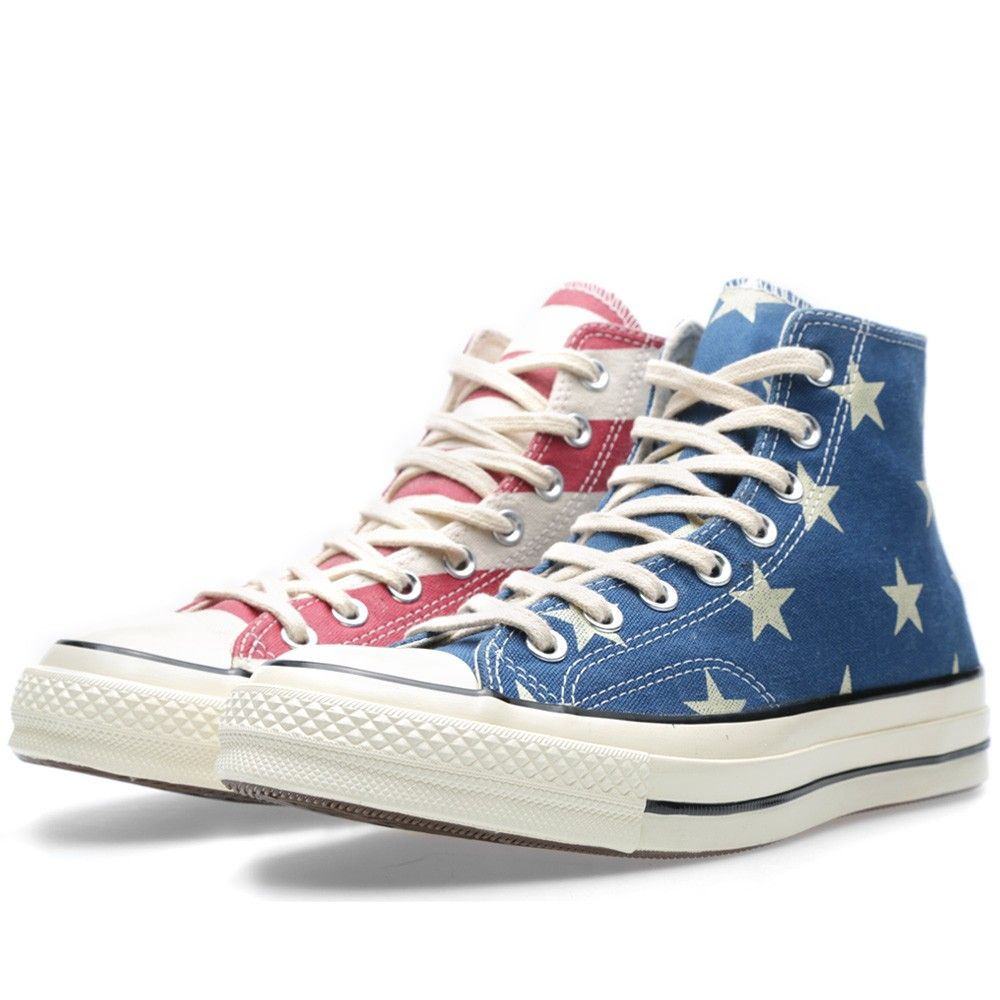 a77c2f09583c94 Converse Chuck Taylor 1970s Hi  Vintage Flag  QS (Legion Blue