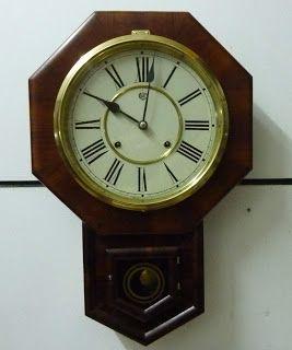 Reparação Restauro Relógios Antigos Lisboa: Fevereiro 2012
