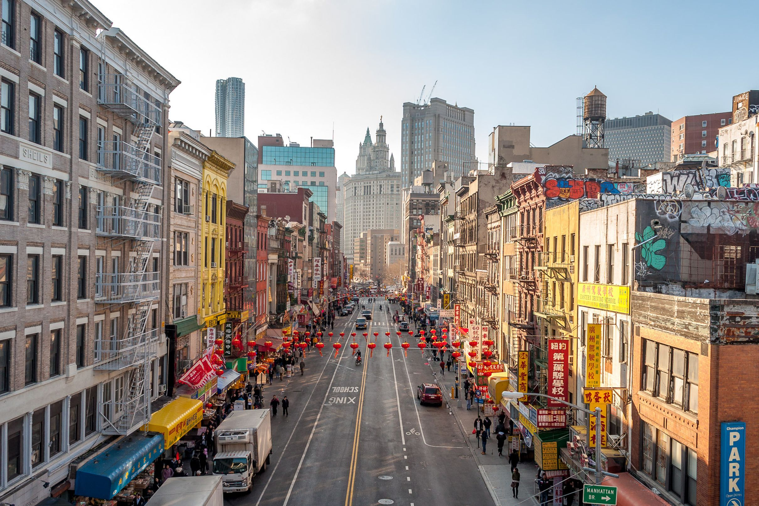 Nyc Rents In Chinatown A Guide To Apartments Curbed Ny