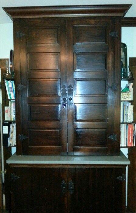 My kitchen cupboards 1910   Cabinet styles, Kitchen ...