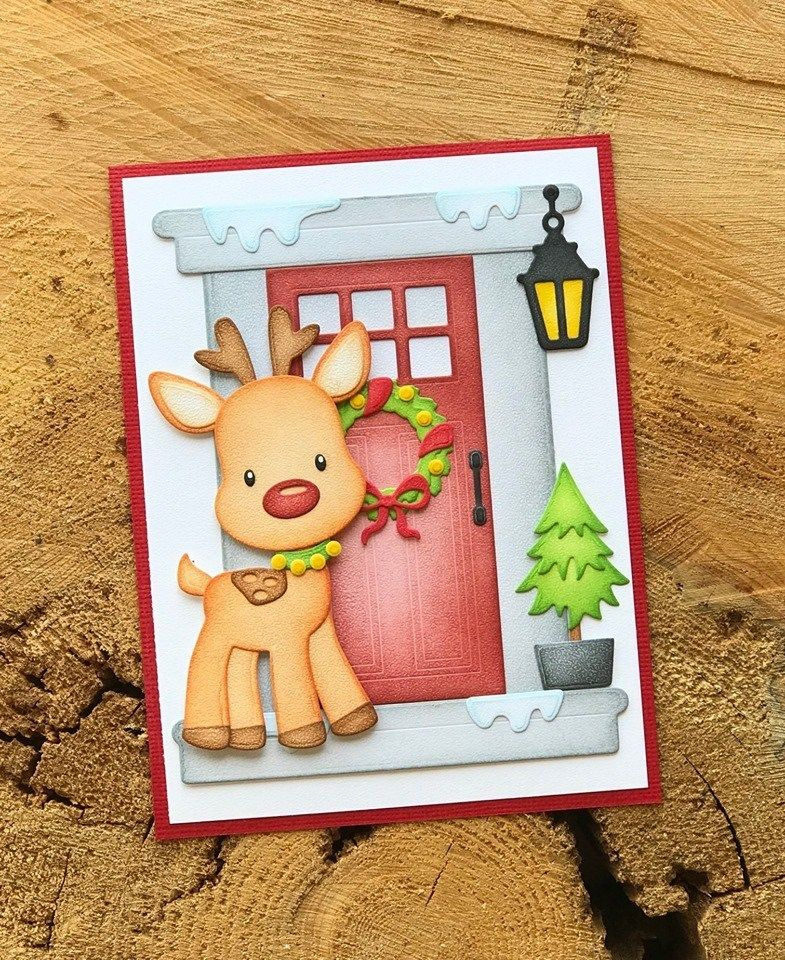 Elizabeth Craft Christmas Door에 대한 이미지 검색결과