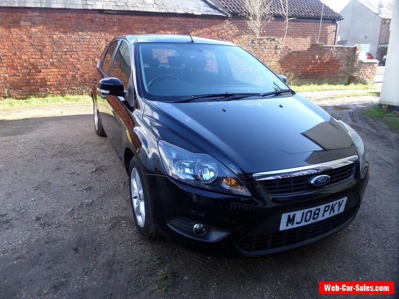 Ford Focus Zetec 1 6 Petrol New Shape 12 Months Mot 51 000 Miles Car For Sale